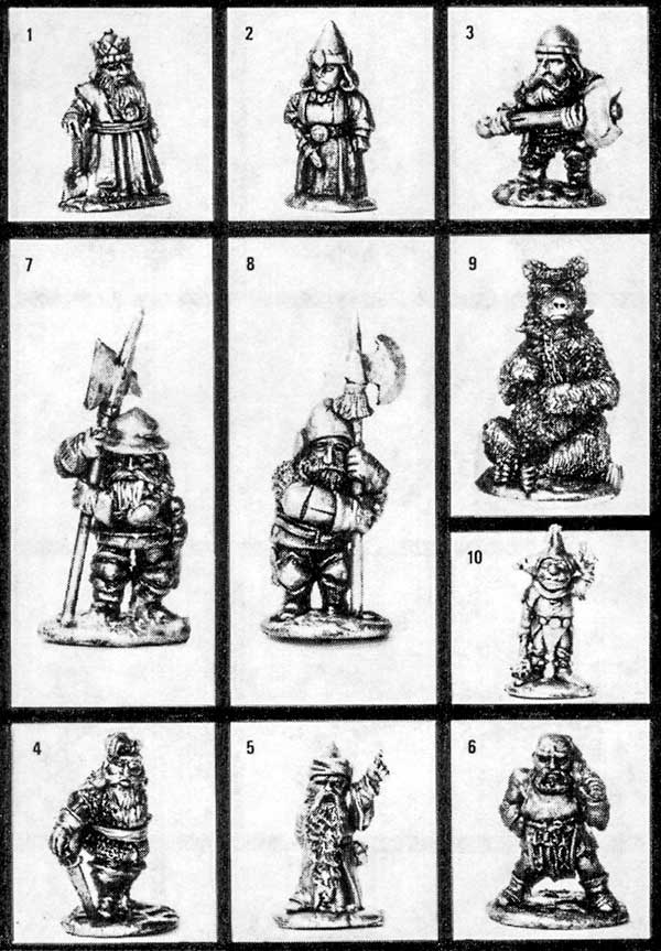 The Realm of Zhu: An Oldhammer Recounting of the Dwarves